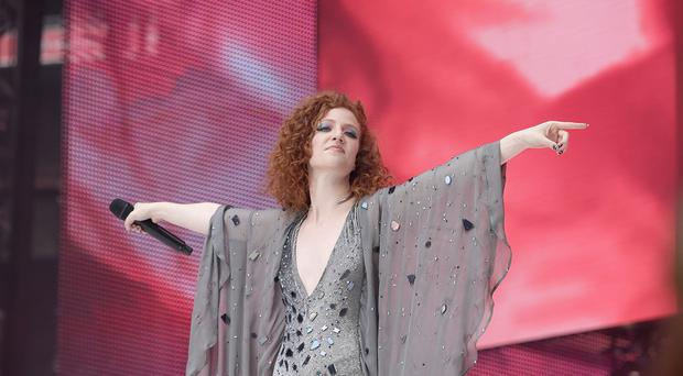 Jess Glynne will match Cheryl Fernandez-Versini's record if she tops the chart again this week