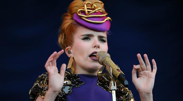 Paloma Faith will be among the performers at the V Festival