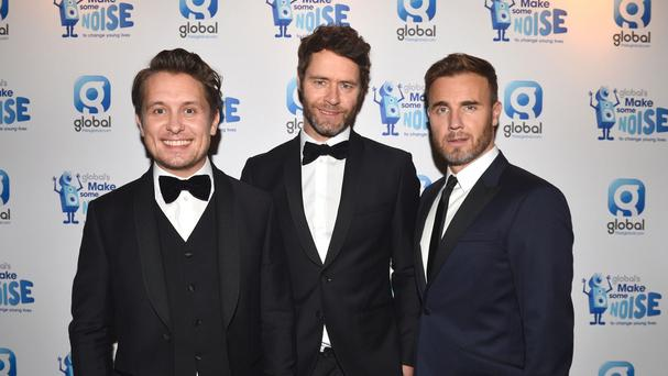 Take That will be among the acts at the Camden Roundhouse