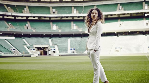 Ella Eyre has released her version of Swing Low, Sweet Chariot