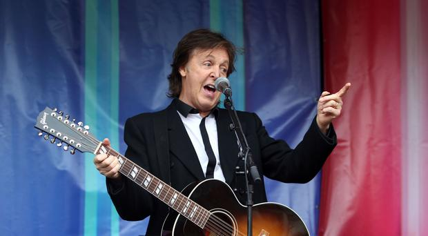 Sir Paul McCartney is re-mastering some of his earlier albums