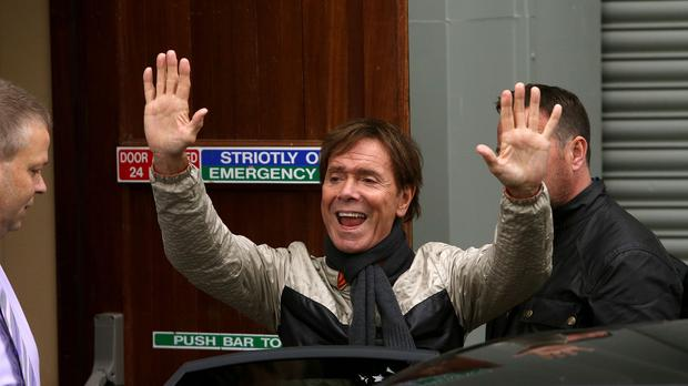 Cliff Richard has kicking off his 75th birthday tour