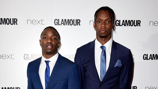 London duo Krept And Konan have been nominated for four Mobo Awards