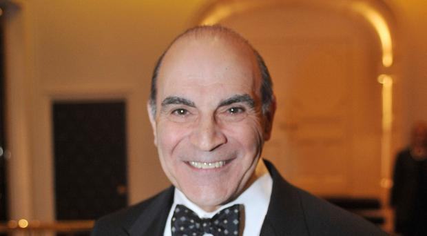 David Suchet will play Willy Loman