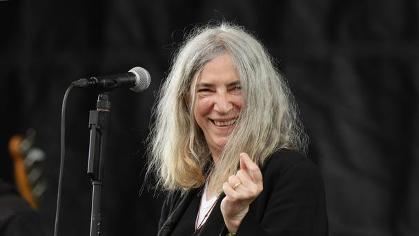 Patti Smith says she's something of a loner