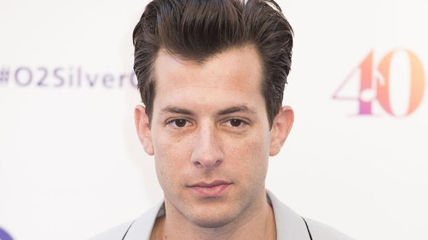 Mark Ronson who is becoming a patron of his late friend Amy Winehouse's charity.