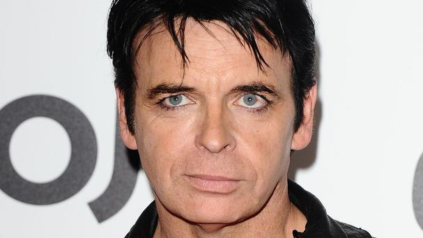 Gary Numan rose to fame in the early 1980s with hits such as Cars