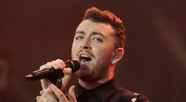 Sam Smith is the first artist to hit number one in the UK charts with a James Bond theme song