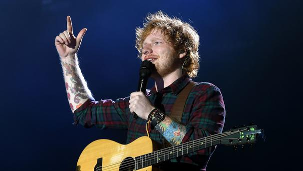 Ed Sheeran is to receive an honorary doctorate from University Campus Suffolk in Ipswich