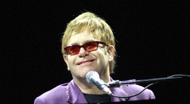 Sir Elton John will play at the Royal Variety Performance