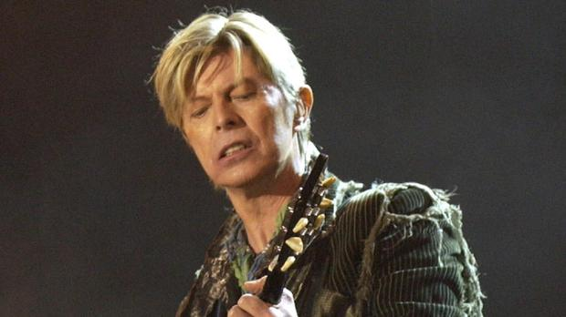 David Bowie: I would never have any intention of accepting anything like that