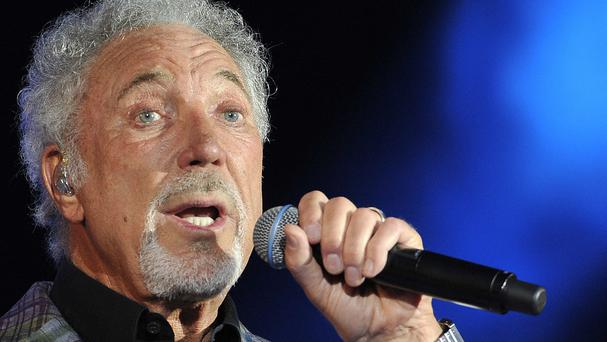 Tom Jones said he was often mistaken for being black