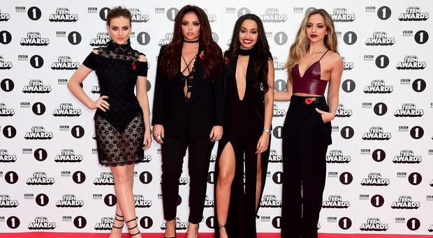 Get Weird could be Little Mix's first chart-topping album