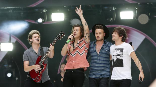 One Direction will take a two-year break
