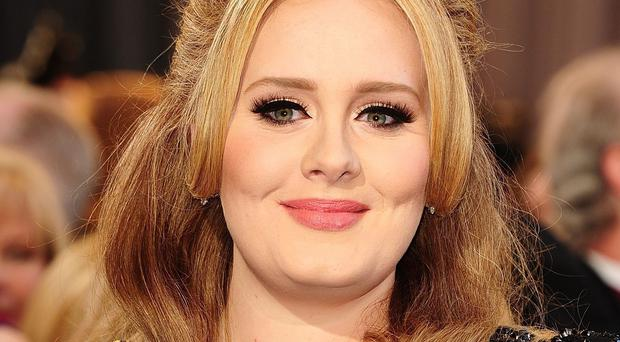 Adele also denied she was a 'recluse'