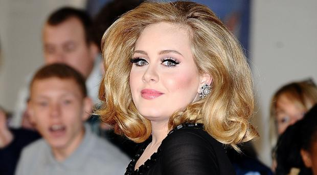 Adele is releasing her new album, 25, on Friday