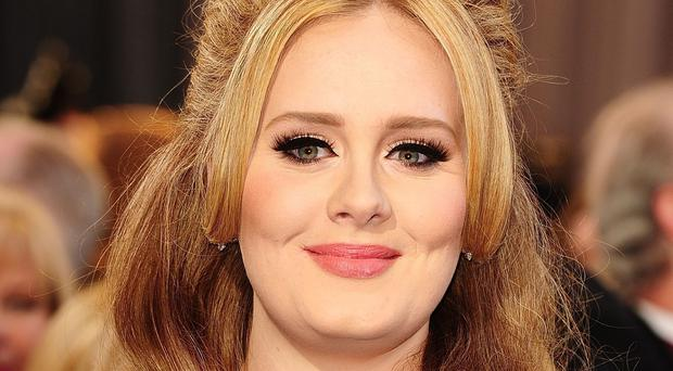 Adele's latest album passed half a million sales after just three days on sale