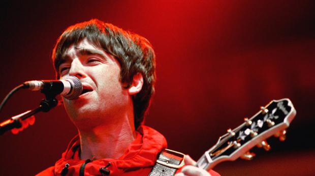 Noel Gallagher will begin the day with a live sound check on Ken Bruce's Radio 2 show