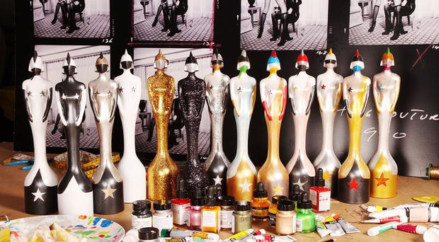 The Brit awards will be handed out next year