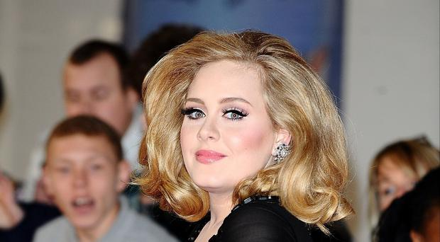 Adele's new album has smashed sales records