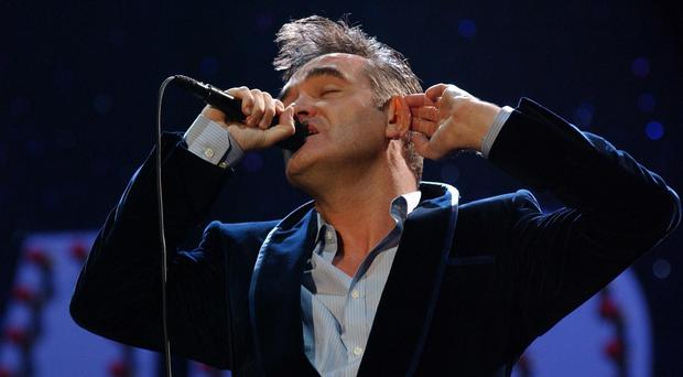 Morrissey has won a notable literary award
