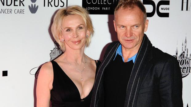 Eliot Sumner, daughter of Sting and Trudie Styler, who are pictured, said she did not come out to friends and family as they 'always knew'