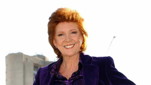 Cilla Black proved more than a match for Kim Kardashian