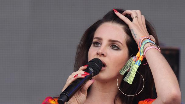 Lana Del Rey had been tipped for the Bond theme song