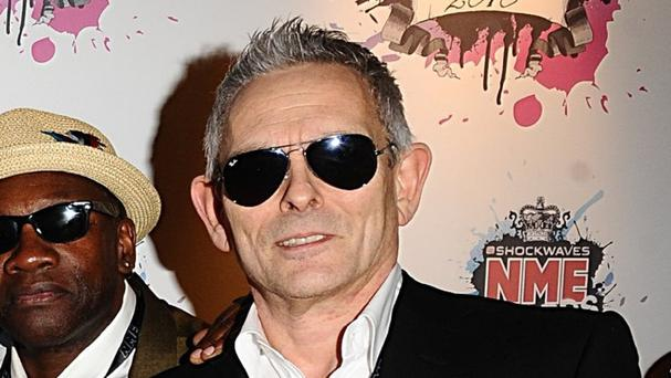 John Bradbury of The Specials at the 2010 Shockwaves NME Awards