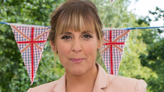 Mel Giedroyc will host the show