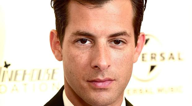 Mark Ronson has revealed the health impact of producing Uptown Funk