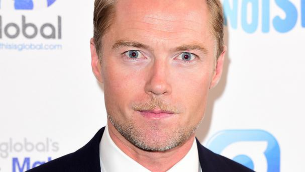 Ronan Keating is releasing a solo album on Friday