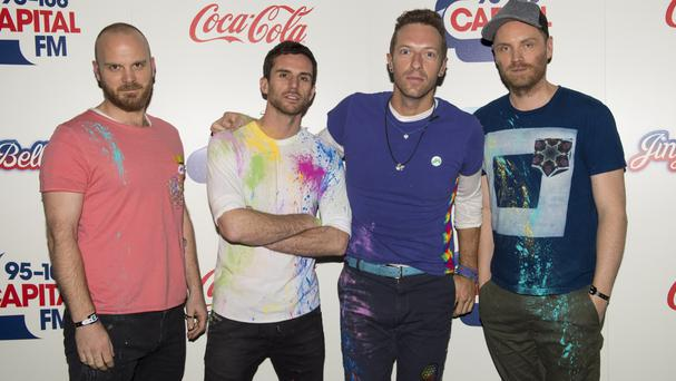 Coldplay will break the record for most wins in the British group category of the Brit Awards if they triumph this year