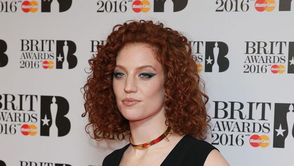 Jess Glynne is nominated for British female solo artist