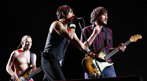 The Red Hot Chili Peppers have been announced as one of the acts for this year's T in the Park