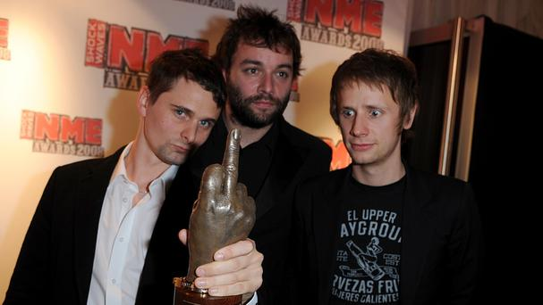 Muse previously headlined in 2004 and 2010