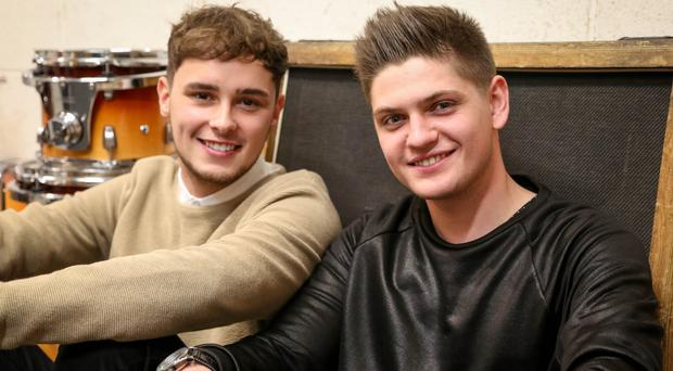 Joe Woolford and Jake Shakeshaft are representing the United Kingdom at this year's Eurovision Song Contest