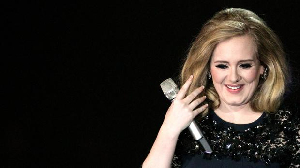 Adele looks set to continue her dominance of the album chart