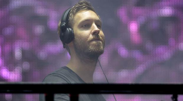 Calvin Harris will headline the first night of the festival in July