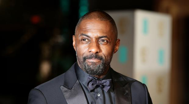 Idris Elba will receive his honour from the Duke of Cambridge