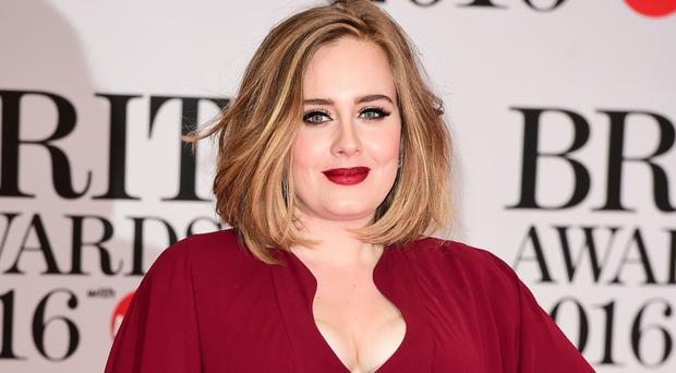 Adele was unaware of the accident during her Glasgow concert