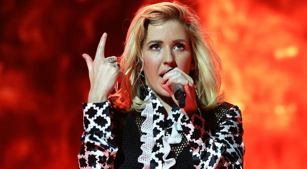 Ellie Goulding will be one of the acts at Glastonbury this year