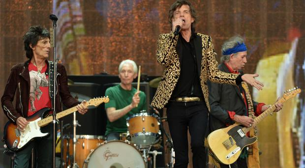 A new exhibition which charts the career of the Rolling Stones is opening in London