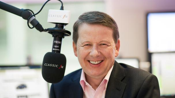 Bill Turnbull is returning to radio, with Classic FM