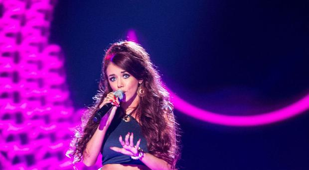 Lydia Lucy is confident of success, whether she wins or loses The Voice