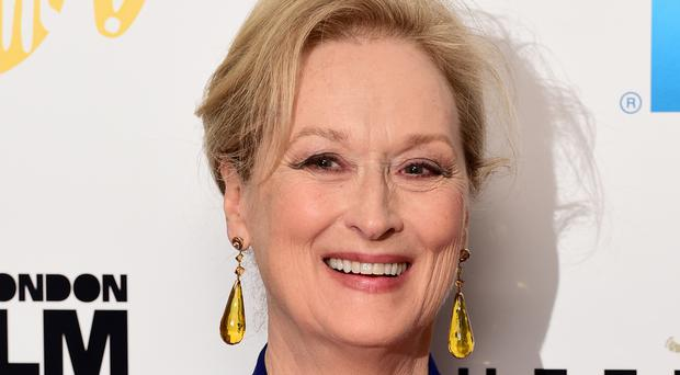 Meryl Streep shows off her singing talents in her latest film