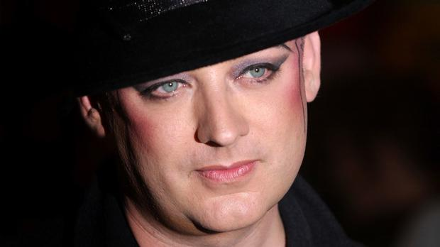 Boy George has described his time in prison as a 'gift'