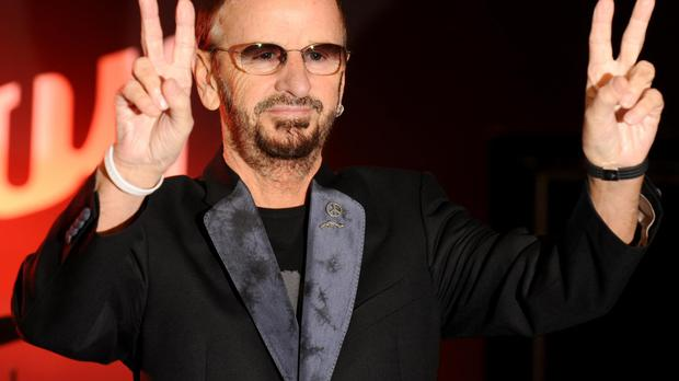 Ringo Starr who has cancelled an upcoming gig in North Carolina in protest at the US state's controversial transgender public toilet law