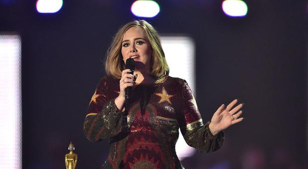 Adele is estimated to be worth £85 million