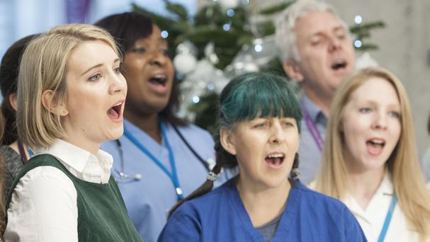 A Hollywood film is to be made of the NHS Choir's success story